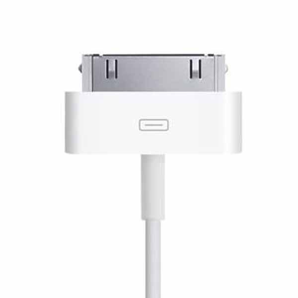 official apple 30 pin to usb cable for iphone 4 4s ipad ipod. Black Bedroom Furniture Sets. Home Design Ideas