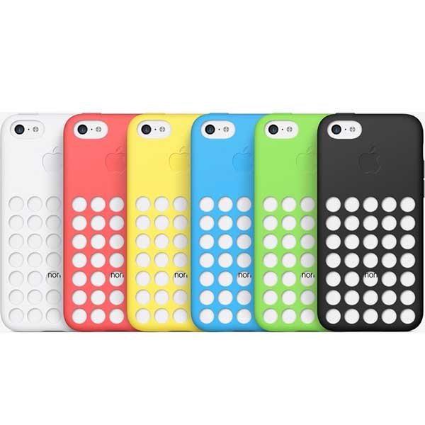 Official Apple iPhone 5C Dot Case