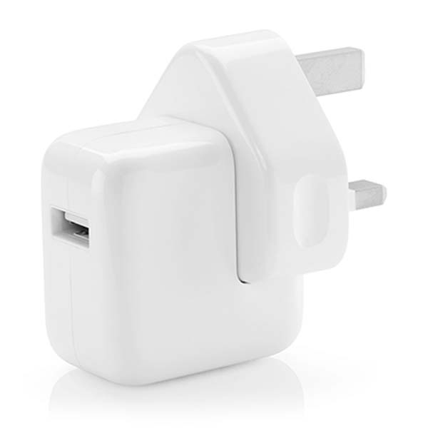Power Adapter Apple Usb Plug Adapters On Royal Caribbean Ps4 Wheel Adapter Adapter Esata Hdmi: Official Apple 12W USB Adapter
