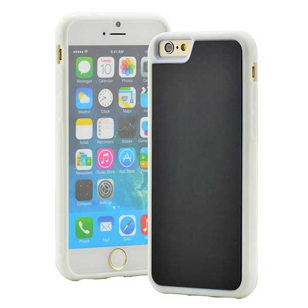 anti gravity case for iphone 7 in white. Black Bedroom Furniture Sets. Home Design Ideas