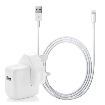 Official Apple iPad Charger Bundle