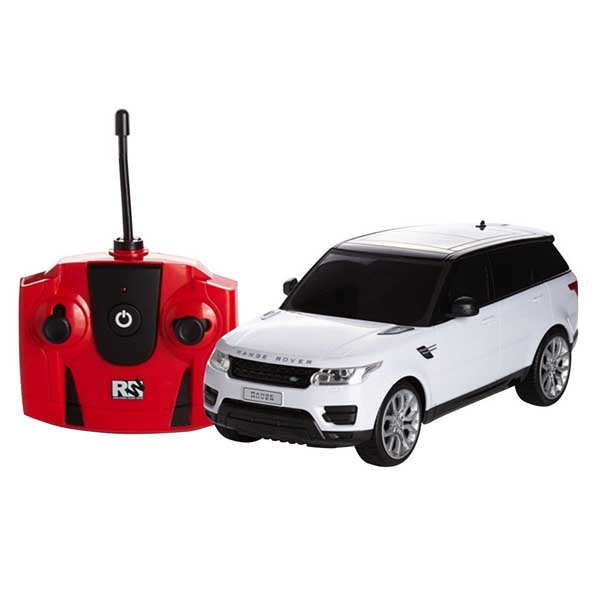 officially licensed remote control range rover sport. Black Bedroom Furniture Sets. Home Design Ideas