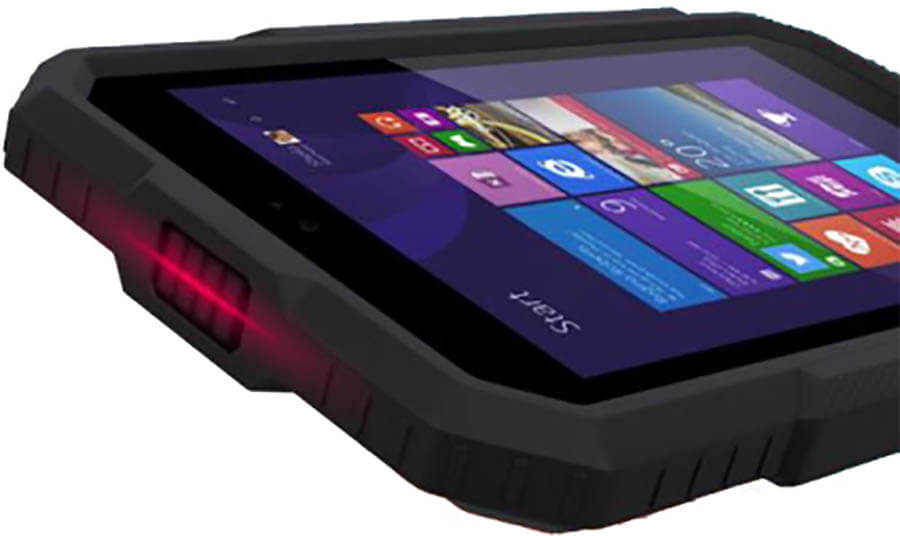 Rugged Tablet With Windows 10 Professional