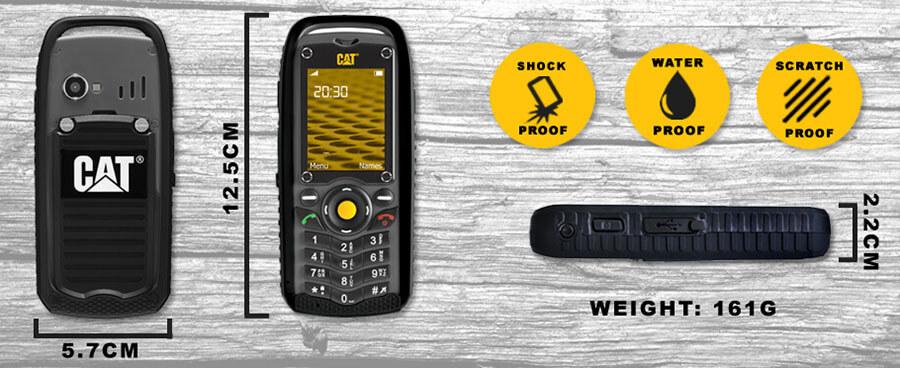 Cat B Mobile Phone Review