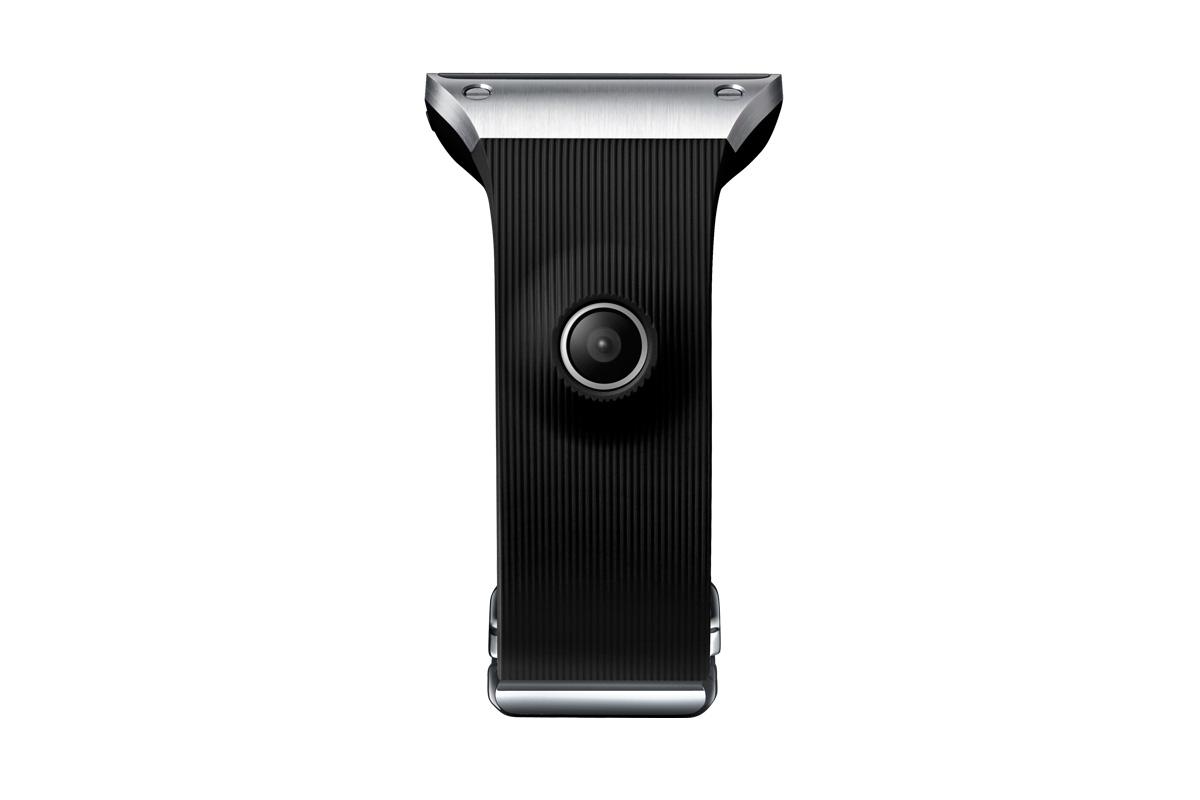 Samsung Sm V700 Galaxy Gear Smart Watch Jet Black