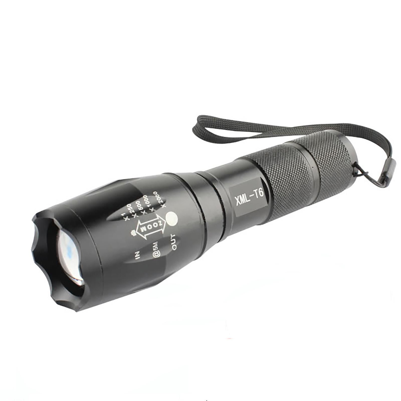 Ultrafire A100 Cree Xml T6