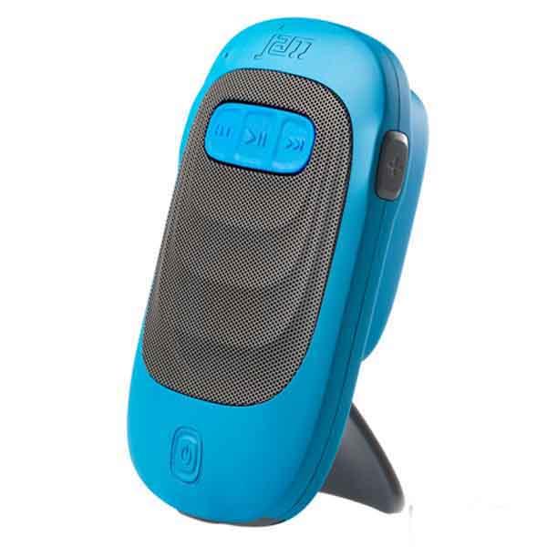 Hmdx Splash Wireless Bluetooth Waterproof Speaker Blue