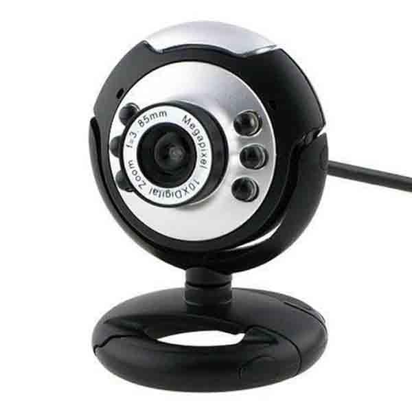 12 Megapixel Webcam