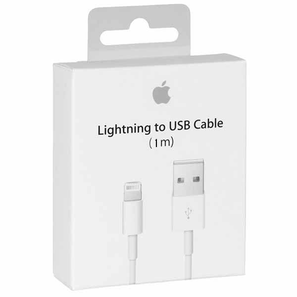 Official Apple Lightning To USB Cable 1m