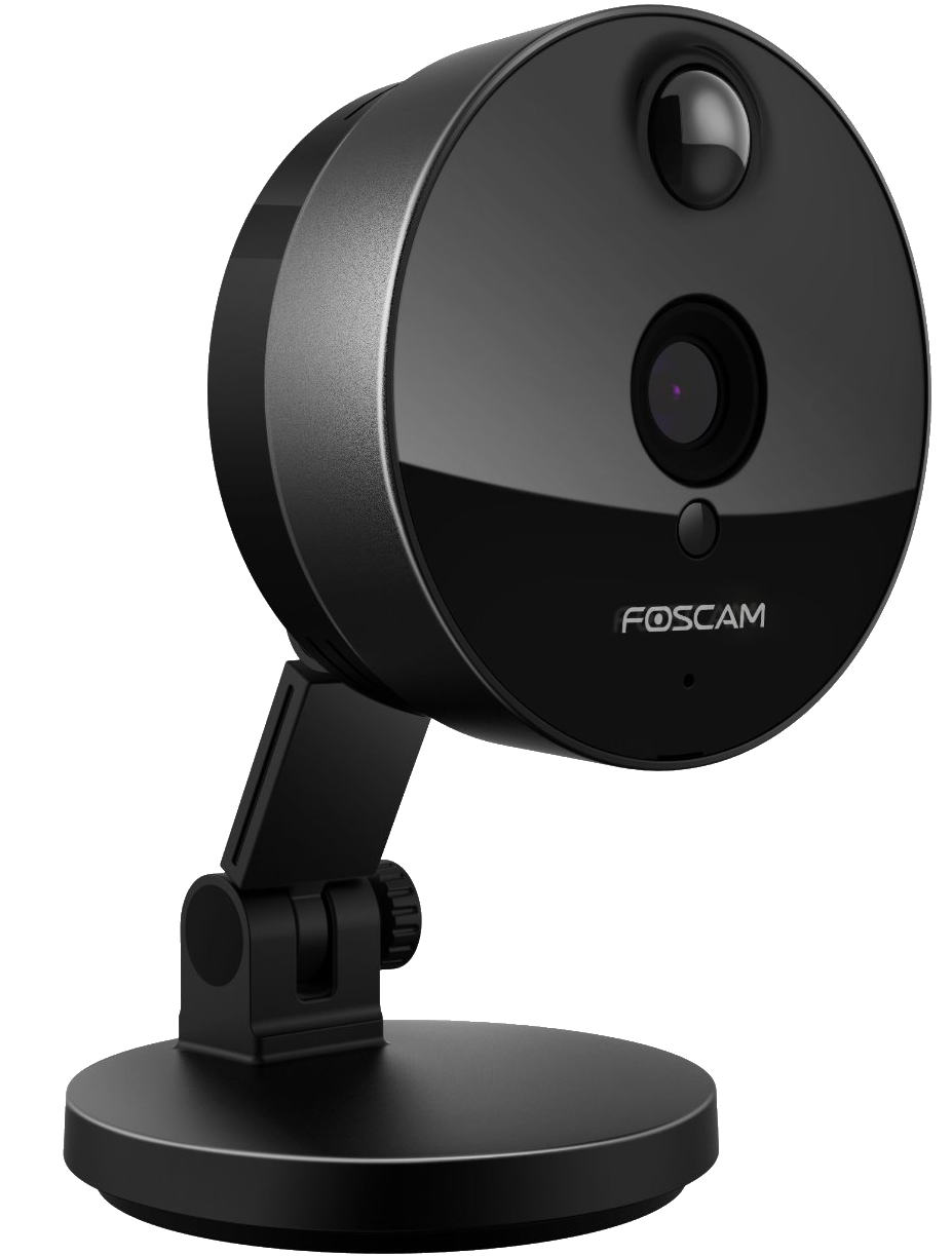 Foscam C1 Mini Wireless Ip Security Camera Hd 720p