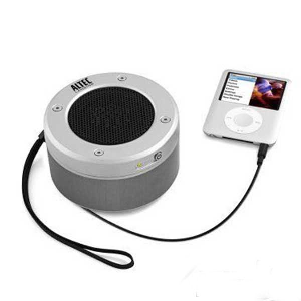 Altec Lansing iM237 Orbit Portable Speaker