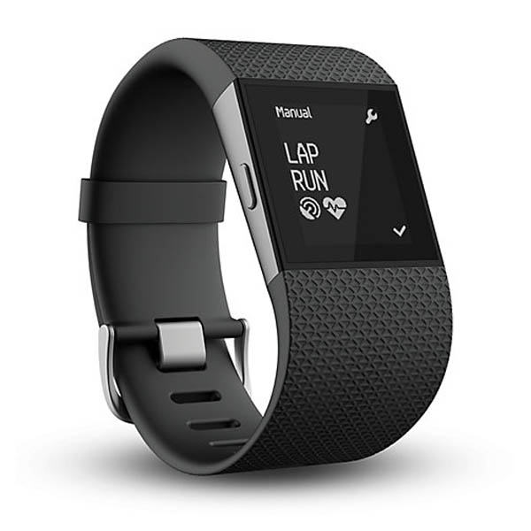 Fitbit Surge Wireless Activity Sleep And Fitness Tracking