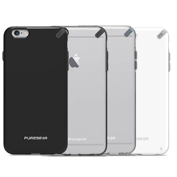 reputable site 69949 7c439 PureGear Slim Shell Case For iPhone 6 Plus/6S Plus