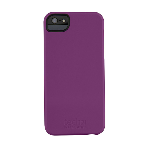 tech 21 iphone case tech 21 impact snap for iphone 5 purple 1132