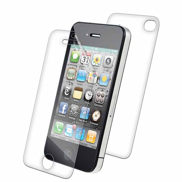iphone 4 screen protector zagg invisibleshield original screen protector 14400