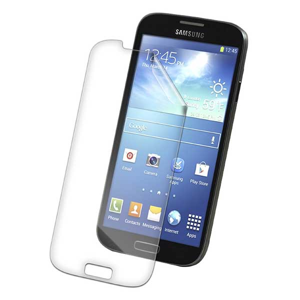 Zagg Invisibleshield High Definition Screen Protector For Samsung Galaxy S4
