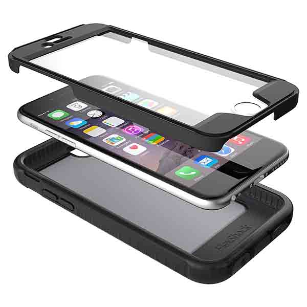 pretty nice b75cb cee7c Tech21 Patriot Impact Resistant Case For iPhone 6/6s - Black - T21-4269