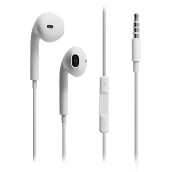 Apple Earpods with Inline Mic & Remote