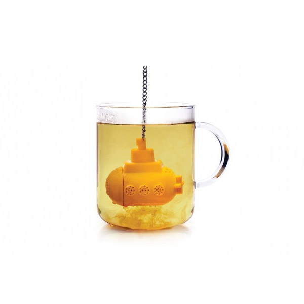 Luckies Of London - Deigned by Ototo - Tea Infusing Yellow Submarine