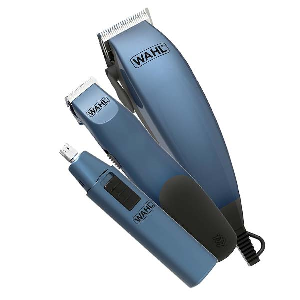 wahl mens grooming gift set clippers beard trimmer nasal trimmer accessories. Black Bedroom Furniture Sets. Home Design Ideas