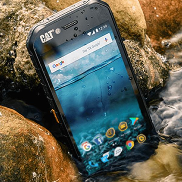 Cat S31 Waterproof Android Smartphone