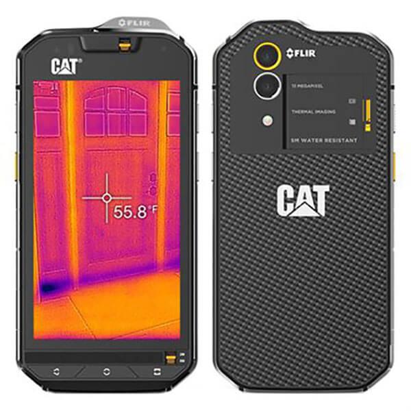 best service d5e06 42e9b CAT S60 32GB Thermal Imaging Smartphone