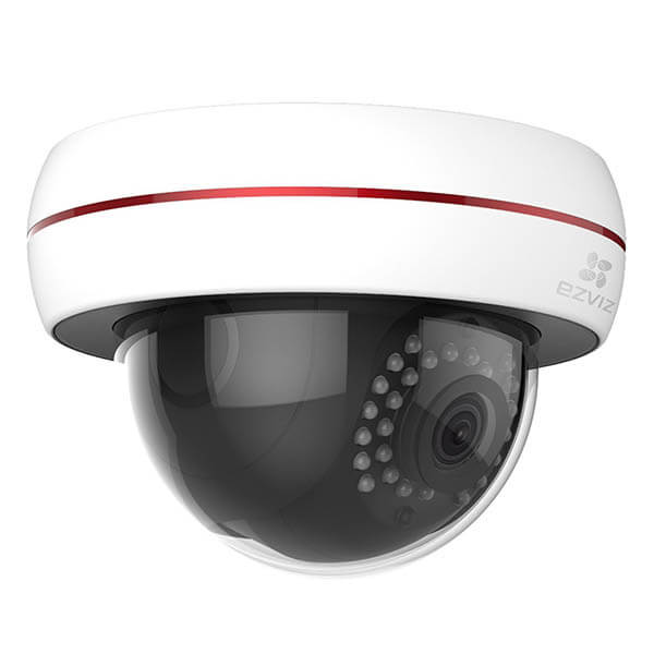 ez viz c4s 1080p dome security camera ez c4s. Black Bedroom Furniture Sets. Home Design Ideas