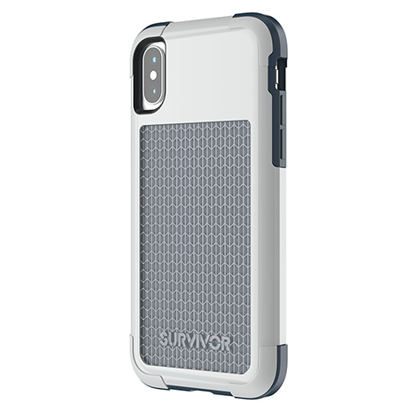 cheap for discount 2211b 7b211 Griffin Survivor Fit Protective Case - iPhone X & XS