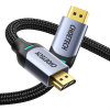 Choetech 8K HDMI 2.1 Braided Cable - 2m