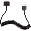 Griffin 30 Pin Charge & Sync MFI Cable - Black