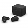 Kitsound Funk 35 True Wireless Earphones with Charging Case | Black
