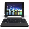 "Zagg Slim Book Go Wireless Keyboard & Detachable Case - iPad 9.7"" 2018/2017   Black"