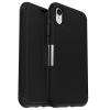 Otterbox Strada Folio Impact Case - iPhone XR | Black Shadow