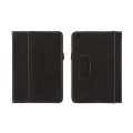 Griffin Leather-look Folio Case for iPad Mini - Black