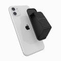 CLCKR Universal Grip and Stand - Pebble Lines Black