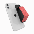 CLCKR Universal Grip and Stand - Pebble Lines Coral