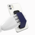 CLCKR Universal Grip and Stand - Perforated Navy Blue