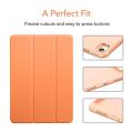 ESR Rebound Soft Shell Case and Smart Cover - iPad Air 2020 (4th Gen)   Papaya Orange