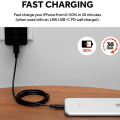 Griffin USB-C To Lightning MFi Certified Cable - 1.8m | Black