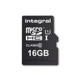 Integral Micro SD Card - 16GB