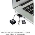 Integral USB Micro SD Card Reader | Micro SD/HC/XC