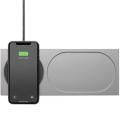 Native Union Tom Dixon Wireless Charging Pad - Silver