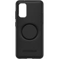 Otterbox Otter+Pop Symmetry Impact Case - Samsung Galaxy S20 | Black