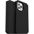 Otterbox Strada Via Folio Case - iPhone 12 Pro Max   Black