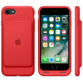 Official Apple Smart Battery Case - iPhone 7 - (PRODUCT) Red