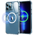 ESR Air Amor with HaloLock Hybrid Case - iPhone 13 Pro Max - MagSafe Compatible | Clear