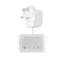 Genuine Apple 10W Power Adapter | UK 3 Prong Plug