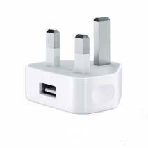 Genuine Apple 5W USB Power Adapter | 3 Pin UK Plug