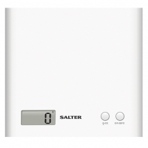 Salter Kitchen Scales White