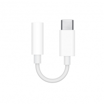 Official Apple 3.5mm Headphone Jack to USB-C Adapter